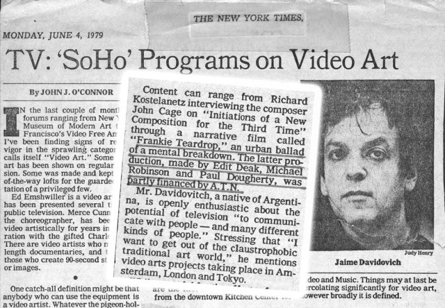 Frankie Teardrop NYT article sm